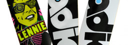Radio Skateboards/ Lenny Pro Deck/ Pommes/ OG Decks/ Radio Active Kids TS