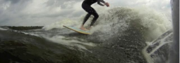Wakesurfing in Berlin mit Ete Clothing