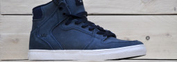 Supra Vaider Navy Blue/ Skytop Dark Grey/ Society Mid Grey Gun TUF