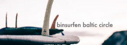 Binsurfen cicle around the Baltic Sea / Die Ostsee Umrundung