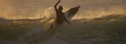 Bilder vom Surfteamfahrer Miller