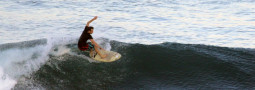Surfteam Fahrer Miller in Indo/ Ete Clothing Teeshirt
