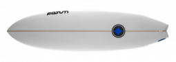 Fatum Fish Surfboards Axiom in 6/2 und 6/5