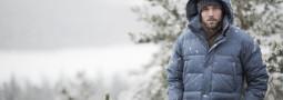 Fjallraven Ovik Daunen Parka Winter Jacke