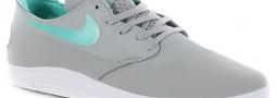 Nike Lunar Oneshot Base Grey Sneaker