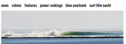 Madagascar Surf Report featured at the Blue Surf Magazine