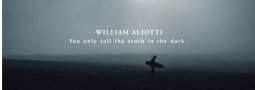 You only tell the truth in the dark by Sebastien Zanella  Desillusion Magazine