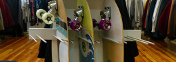Smoothstar Surfskate Trainer Skateboard Berlin
