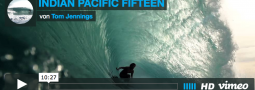 INDIAN PACIFIC FIFTEEN Surfclip