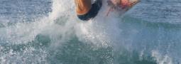 Ete Surf Crewmember Miller in Sri Lanka