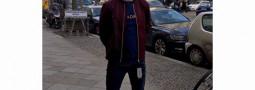 Oh Dawn Sweatshirt Elvine Jacket Vans Sk8 Hi Sneaker Bergmannstrasse