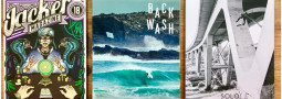New Surf and Skate Magazines: Backwash, SOLO and Jacker Mag