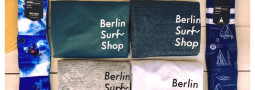 Berlin Surfshop Teeshirt Stance Socks Deus Ex Machina