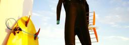 Vissla Wetsuit 7 Seas Berlin Fatum Surfboard The Duke