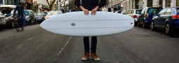 Neal Purchase Jnr Duo Surfboard Berlin Germany