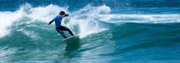 Johannes Rausch ADH Open France Surf Contest