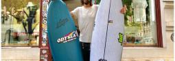 Lost  Lip Tech Quiver Killer Lost X Catch Surf Round Nose