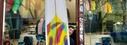Thomas Bexon/ Thomassurfboard Longboard
