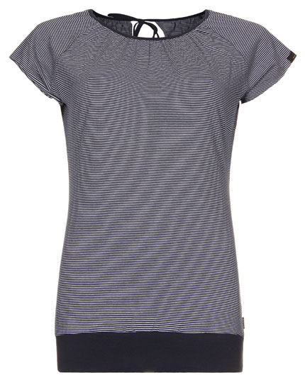 Forvert girls-top-easy-(blue-white)