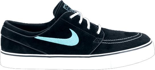 Nike-SB-Janoski-Mint-Black
