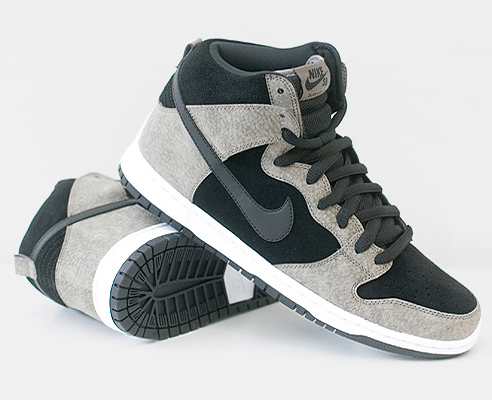 uk availability c795b bd772 Nike Dunk High Pro SB Clay  Black-White I Nike Omar Salazar LR Dark ...