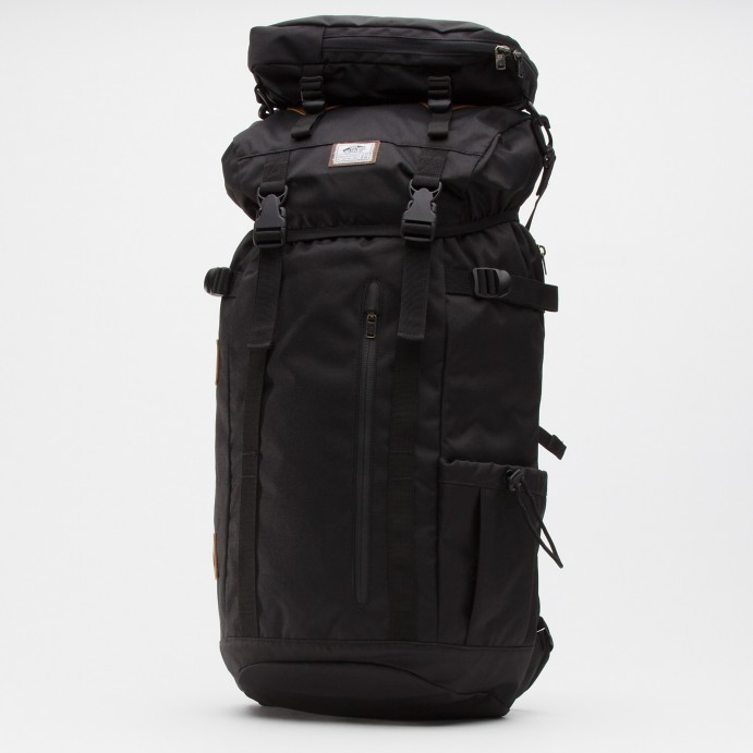 Vans Depot Backpack Black Waxed