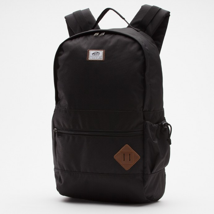 Vans Van Doren II Backpack Black Waxed