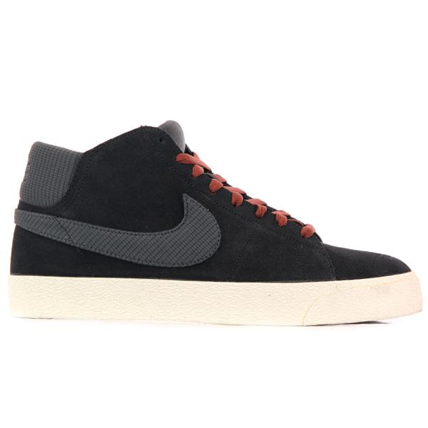 Nike-SB-Blazer-Mid-LR-Trainers-Black-Anthractie-Field-Brown