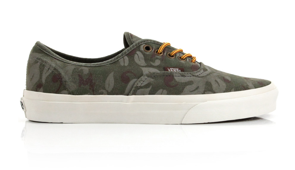vans authentic ca floral camo
