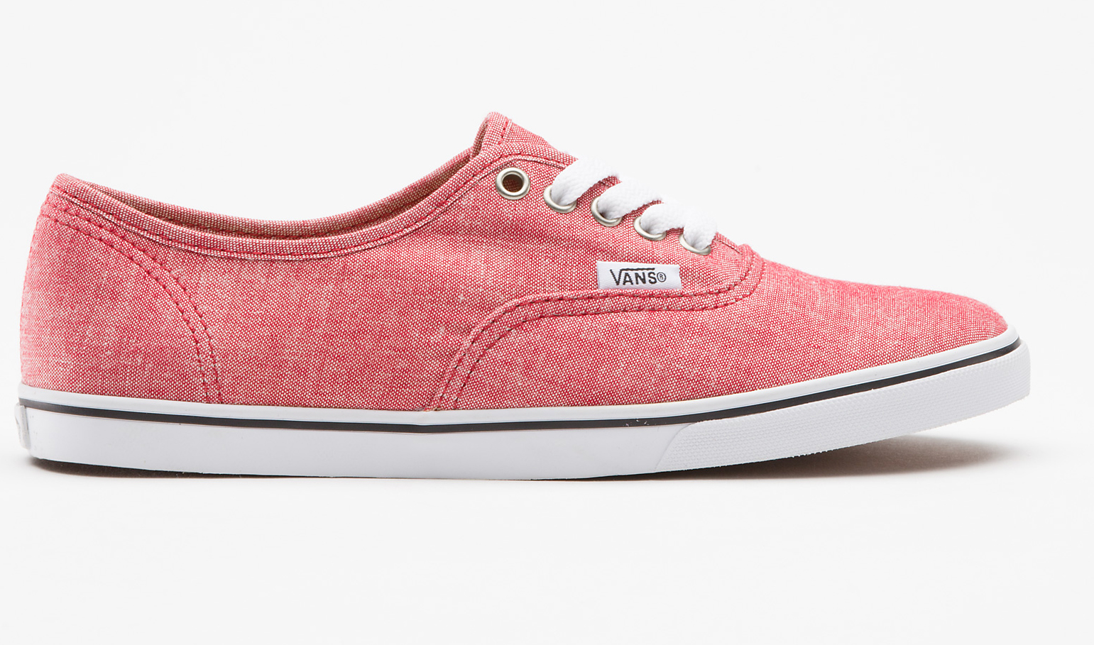 vans authentic lo pro chambray