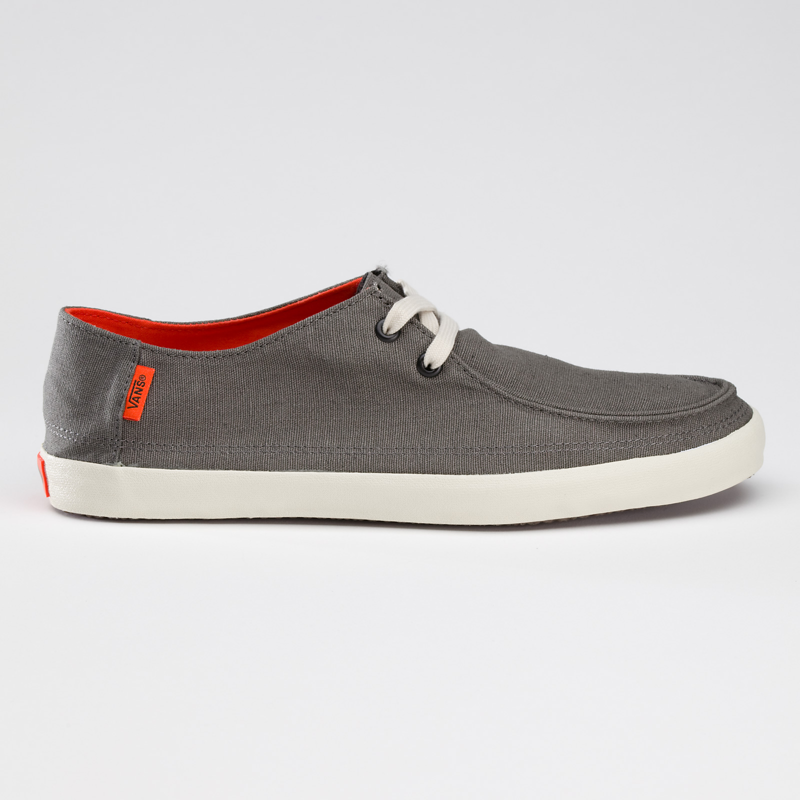 Vans Rata Vulc Charcoal Spicy Orange