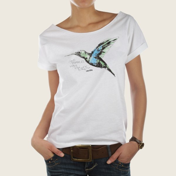 Irie Daily Fine Feathers Tee