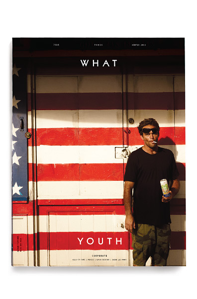 WHAT YOUTH QUARTERLY, ISSUE THREE