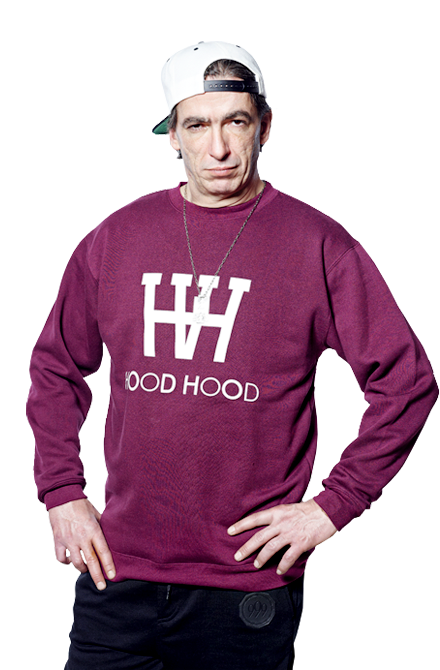 muschi Hood Hood Alphasweat