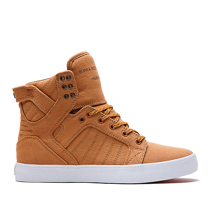 supra SKYTOP golden oak pumpkin