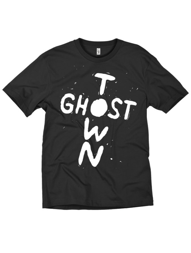 Lousy Livin Basic Tee Ghosttown