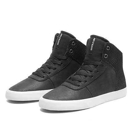 Supra Womens Cuttler Black 2