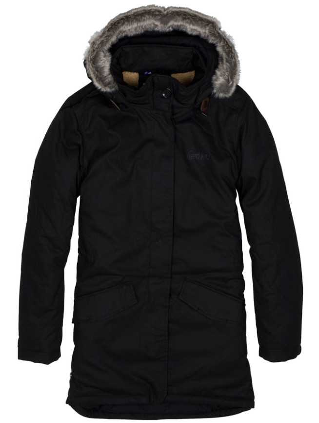 Clepto Hoppla Coat Frauen Winter Jacke