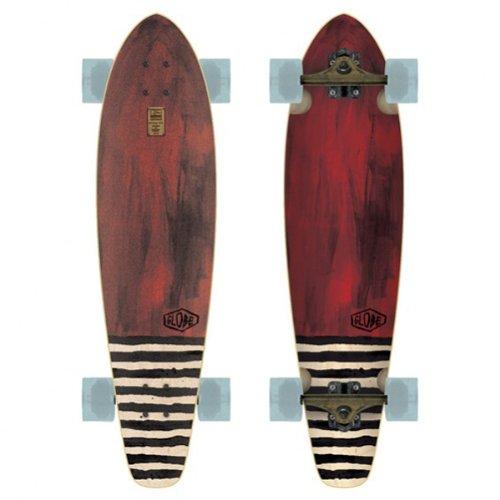 GLB - Arcadia Cruiser Red longboard