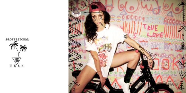 lookylooky-professional-teens teeshirt