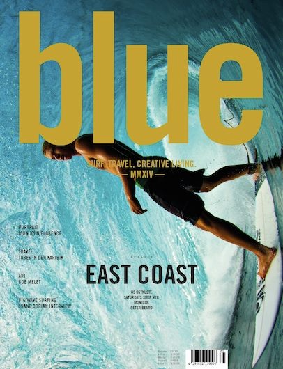 Blue Yearbook 2014 Surf Shop Berlin Mag