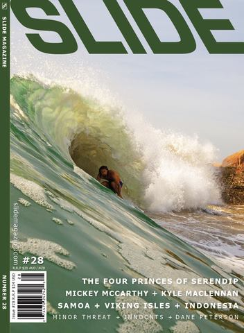 Slide Surf Magazine