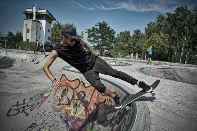 Lieven Grimm Skate