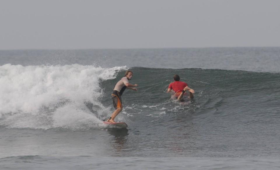 Chris Hennig Norden Nicaraguas La Boom
