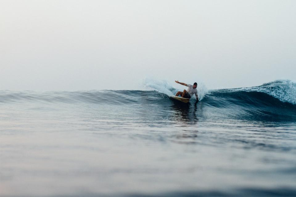 43. Charlot Pieper/ Keramas/ Bali, Indonesia / Kat.: Surfshot