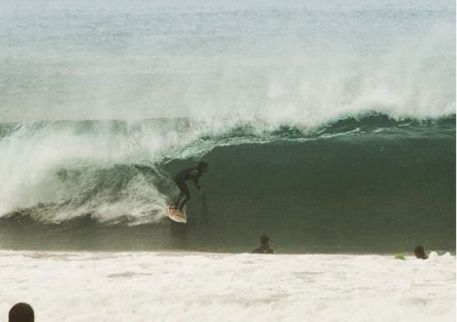 Michael Bohlken Surf Supertubos Peniche