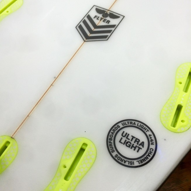 Channel Island Surfshop Wellenreiten Berlin