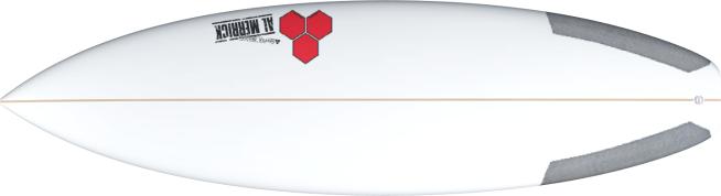 Fred Stubble Surfboard Berlin