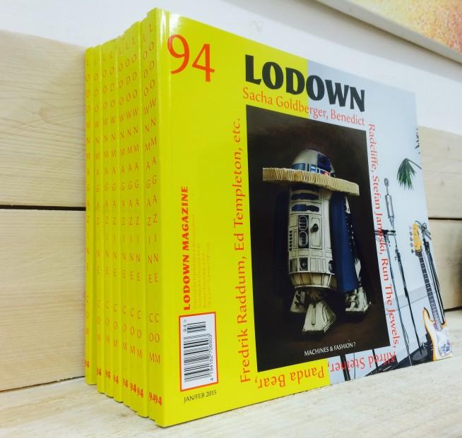 Lodown Mag 94