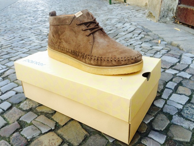 Pointer Wallabe Sneaker